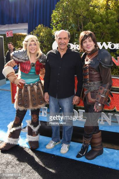 F Murray Abraham attends Universal Pictures and DreamWorks Animation Premiere of How to Train Your Dragon The Hidden World at Regency Village Theatre...