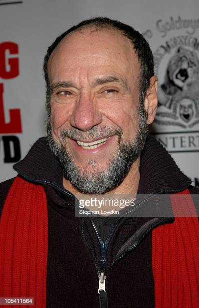 """Murray Abraham during """"Raging Bull"""" 25th Anniversary and Collector's Edition DVD Release Celebration at Ziegfeld Theatre in New York City, New York,..."""