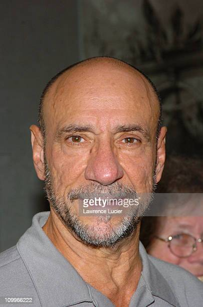 F Murray Abraham during The Hunting of the President New York Premiere at Skirball Center for the Performing Arts in New York City New York United...