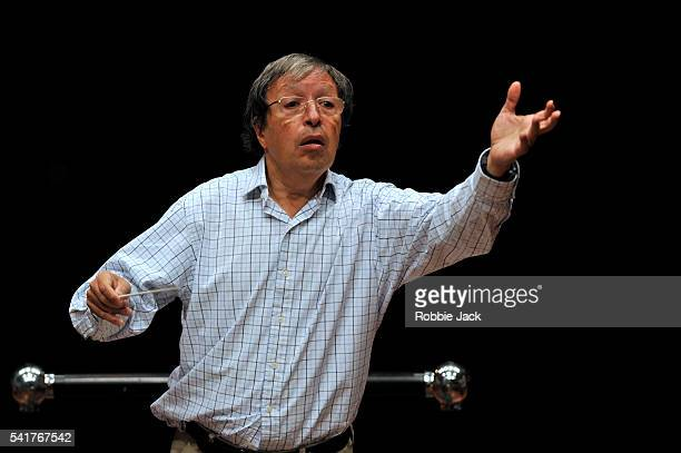 Murray Perahia at the Usher Hall as part of the Edinburgh International Festival