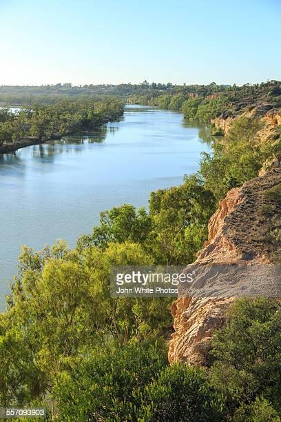 Murray River near Waikerie. Australia.