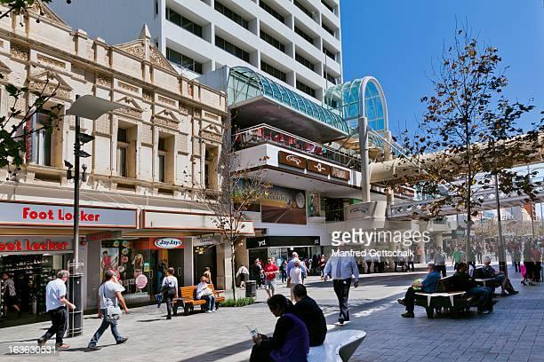 Murray Street Mall Perth