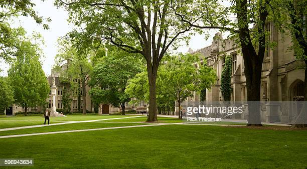 MurrayDodge Hall a student residence hall at Princeton University in Princeton New Jersey