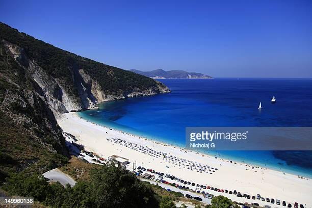 Murthos beach