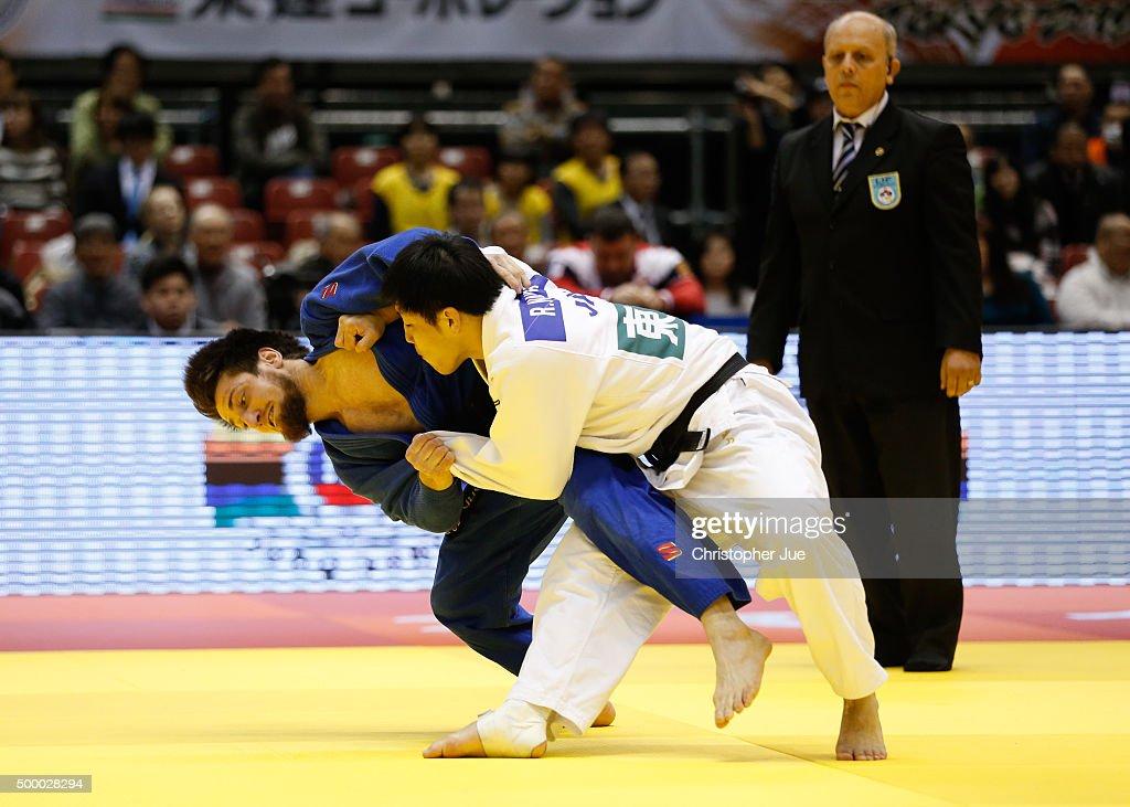 Judo Grand Slam Tokyo 2015 - Day 2