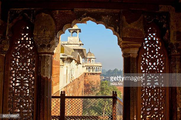 CONTENT] Musamman Burj or the Octagonal Tower is believed to have been built by Shah Jehan as the palace of his beloved queen Mumtaz Mahal and it was...