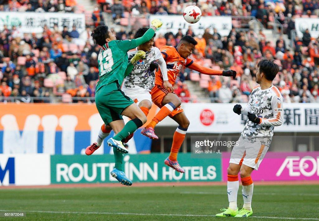 Albirex Niigata v Shimizu S-Pulse - J.League J1 : News Photo