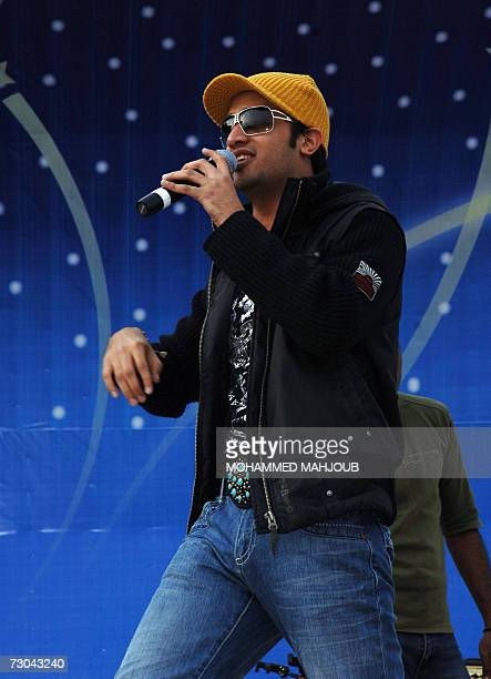 Pakistani singer Atif Aslam performs in the Omani capital Muscat 19 January 2007 Every year in January and February Muscat is the scene of an...