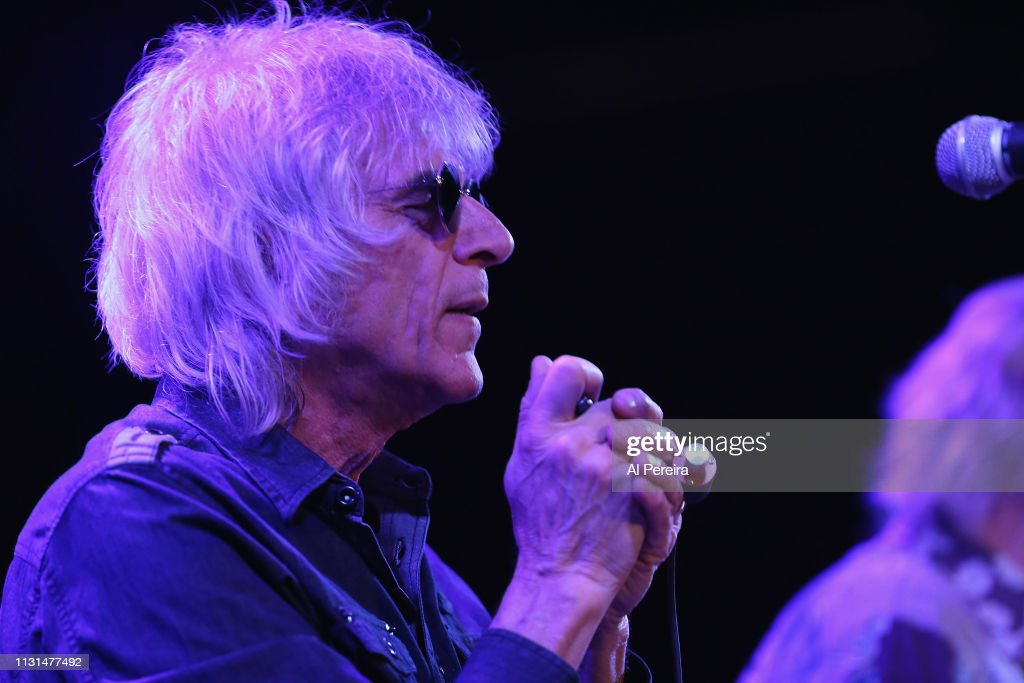 NY: The Yardbirds In Concert - New York, NY