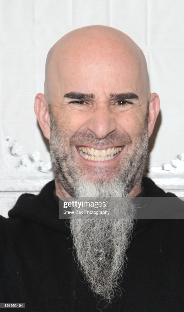 "Build Presents Scott Ian Discussing ""Access All Areas: Stories from a Hard Rock Life"""