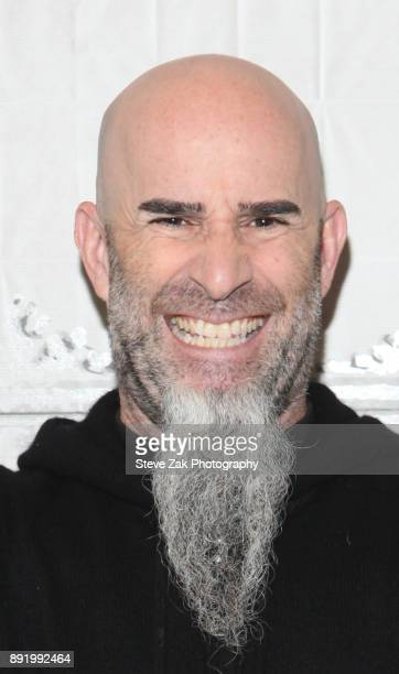 Muscian/author Scott Ian attends Build Series to discuss 'Access All Areas Stories from a Hard Rock Life' at Build Studio on December 13 2017 in New...