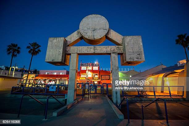 Muscle Beach, California, USA