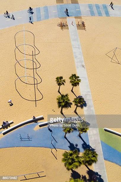 Muscle Beach Santa Monica