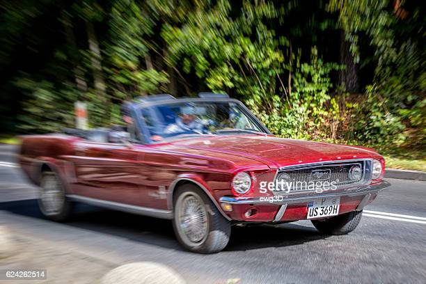 Muscle car Ford Mustang 283