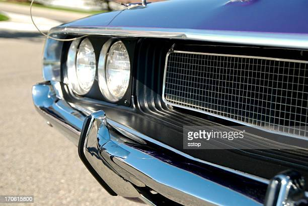 muscle car - 1970s muscle cars stock pictures, royalty-free photos & images