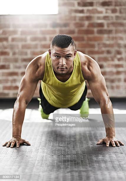 Plus de muscles