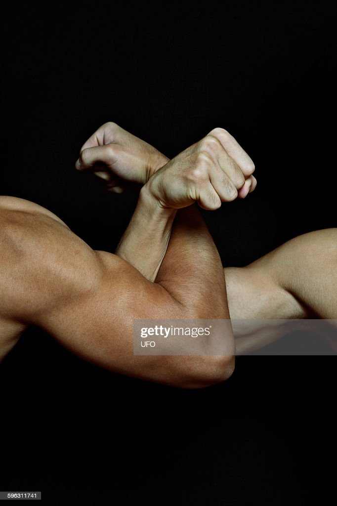 Muscular Arms Stock Photo Getty Images