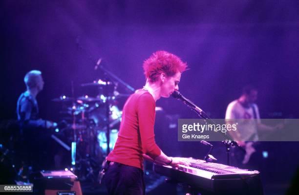 Muse Matthew Bellamy Christopher Wolstenholme Dominic Howard Pukkelpop Festival Hasselt Belgium
