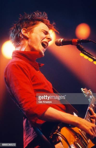 Muse, Matthew Bellamy, Pinkpop Festival, Landgraaf, Holland, .
