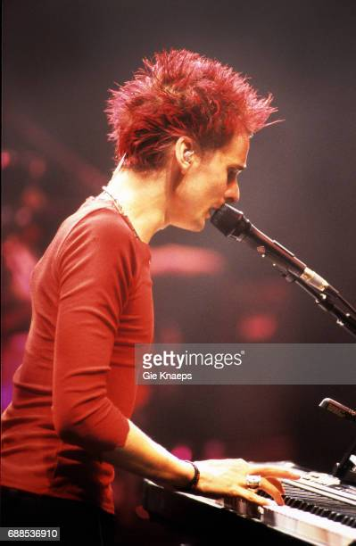 Muse Matthew Bellamy Pukkelpop Festival Hasselt Belgium