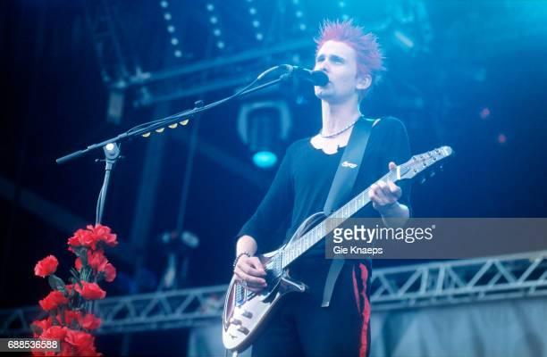 Muse, Matthew Bellamy, Torhout/Werchter Festival, Werchter, Belgium, .