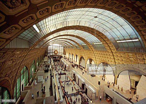 musee d'orsay - musee d'orsay stock pictures, royalty-free photos & images