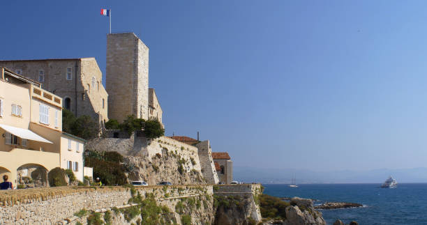 Musee Picasso, Antibes.