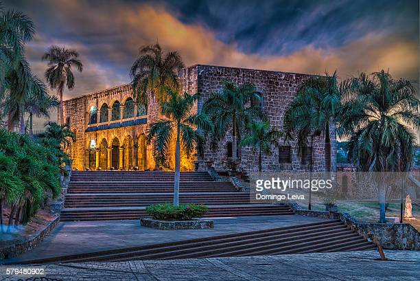 Museo Alcazar de Colon, Plaza Espana, Santo Domingo