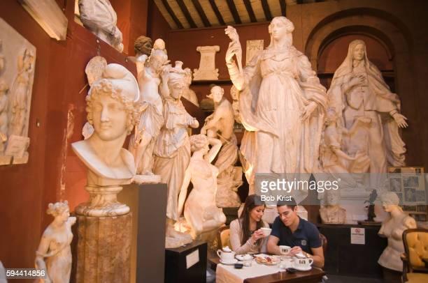 Museo Atelier Canova Tadolini Cafe