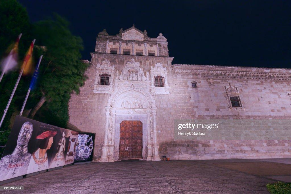 Museo De Santa Cruz.Museo De Santa Cruz In Toledo Stock Photo Getty Images