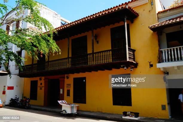 Museo del Oro Zenu, Gold Museum of Cartagena, Colombia