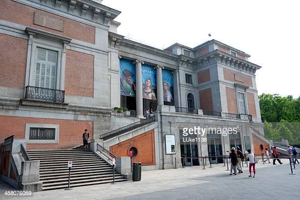 museo del prado - el prado museum stock pictures, royalty-free photos & images