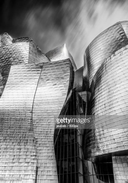 Guggenheim Museo.Museo Guggenheim Stock Photos And Pictures
