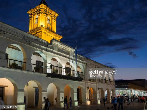 """Museo Historico del Norte Town Salta in the north of Argentina located in the foothills of the Andes """"Salta La Linda"""" is considered as one of the..."""