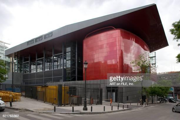 museo nacional centro de arte reina sofia - arte ストックフォトと画像