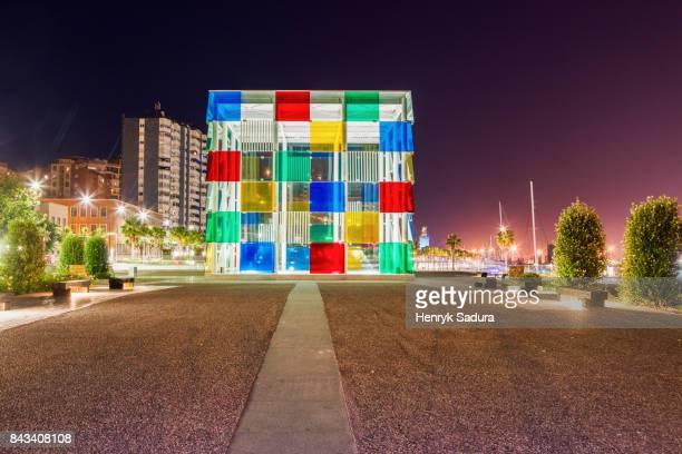 Museo Pompidou in Malaga
