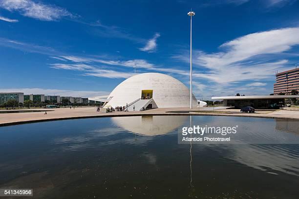 museu nacional (national museum) - ブラジリア連邦直轄区 ストックフォトと画像