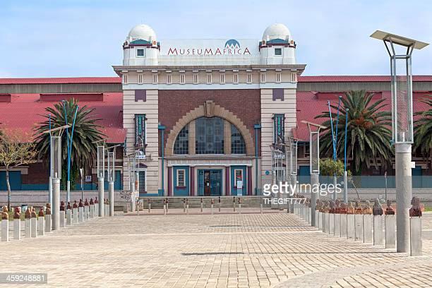 Museum Africa in Johannesburg