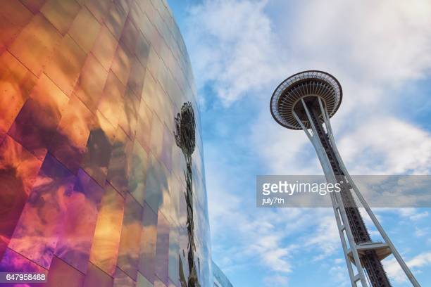 EMP Museum and Space Needle