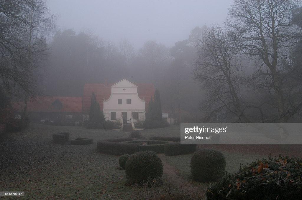 Garten Jugendstil museum barkenhoff erbaut vom jugendstil künstler heinrich vog