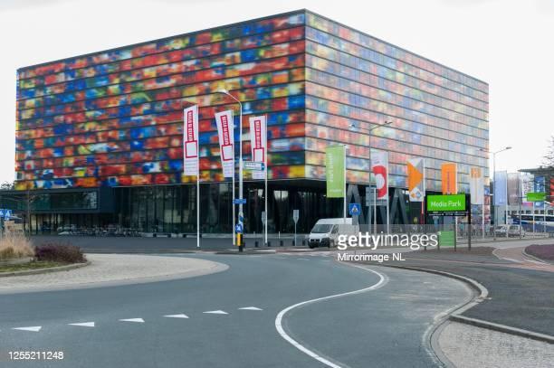 """museum für ton und bilder """"bild und ton"""" in hilversum - hilversum stock-fotos und bilder"""