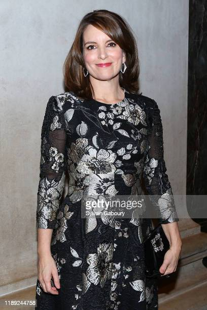 Museum Gala Chair, Tina Fey attends The American Museum of Natural History's 2019 Museum Gala at American Museum of Natural History on November 21,...