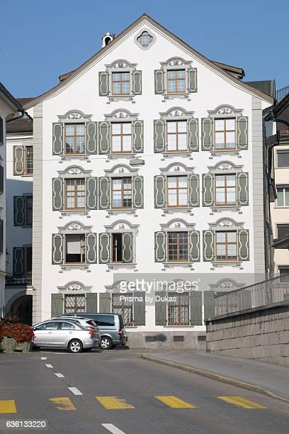 museum in Herisau Appenzell Ausserrhoden