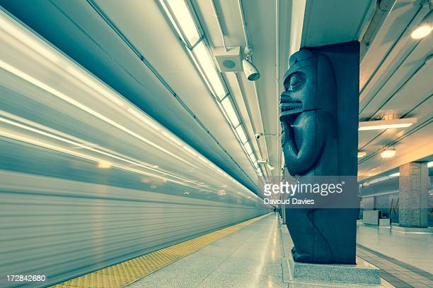 Museum is a station on the Yonge-University-Spadina line of the subway system in Toronto, Ontario, Canada. It is located at 75 Queen's Park at...