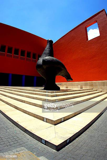 Museum Marco of Monterrey City, host of the FIFA U 17 World Cup, on June 02, 2011 in Monterrey, Mexico.