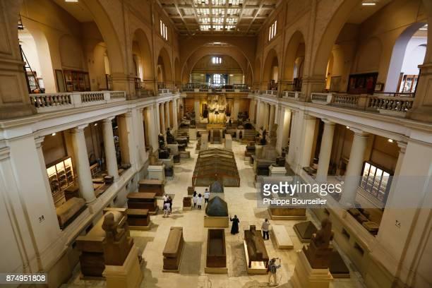 Museum of Antiquities of Tarhir Square in Cairo