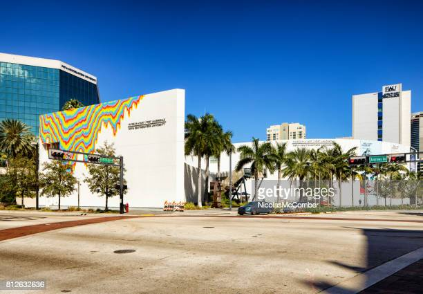 Museum of art in Fort Lauderdale Florida
