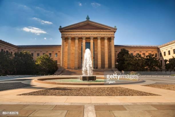 Museum of Art, Philadelphia, Pennsylvania USA