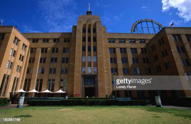 museum of contemporary art, circular quay. - museum of contemporary art stock pictures, royalty-free photos & images