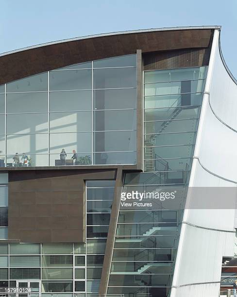 Museum Of Contemporary Art Kiasma Helsinki Finland Architect Steven Holl Museum Of Contemporary Art Kiasma West Elevation